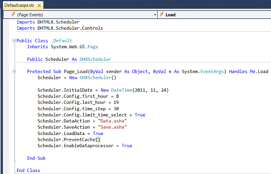 Visual studio 2019 (vb. Net): how to create your first program.