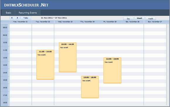 scheduler net